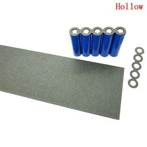 18650 прокладка для изоляции аккумулятора, ячменная бумага, батарейный блок, изоляционный клей, пластырь с положительным электродом, изоляцио...