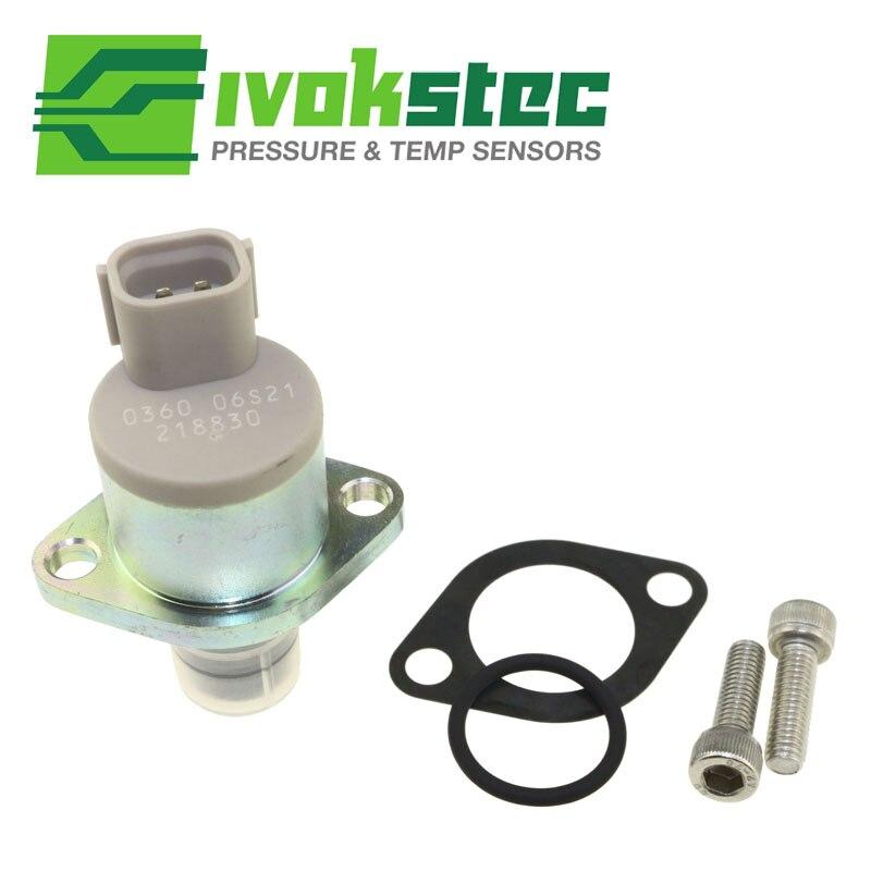 Fuel Pressure Regulator Control Valve For SUBARU Citroen Peugeot FIAT Ford Mazda NISSAN OPEL Mitsubishi 294200-0360 1460A037 diesel suction control valve 8 98043687 0 scv 294200 0650 for mazda