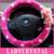 Ladycrystal de Lã Cor De Rosa de Pelúcia Volante de Carro Cobre Bonito Rhinestone flores 15 Polegada de Direcção Do Carro Tampa Da Roda Para O Benz Para BMW