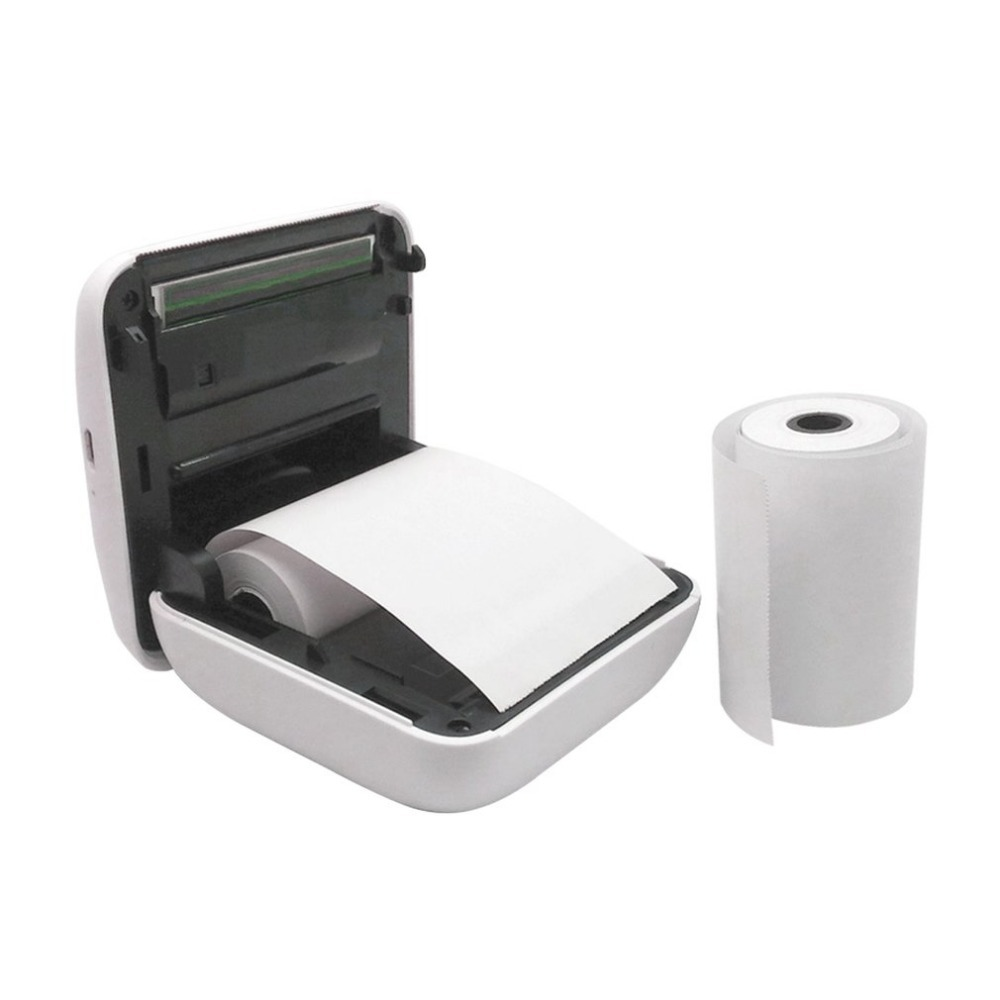 1 Roll Heat-sensitive Paper Pos Machine Paper 57x30mm Cash Register Paper Small Ticket Roll Paper For mini TP