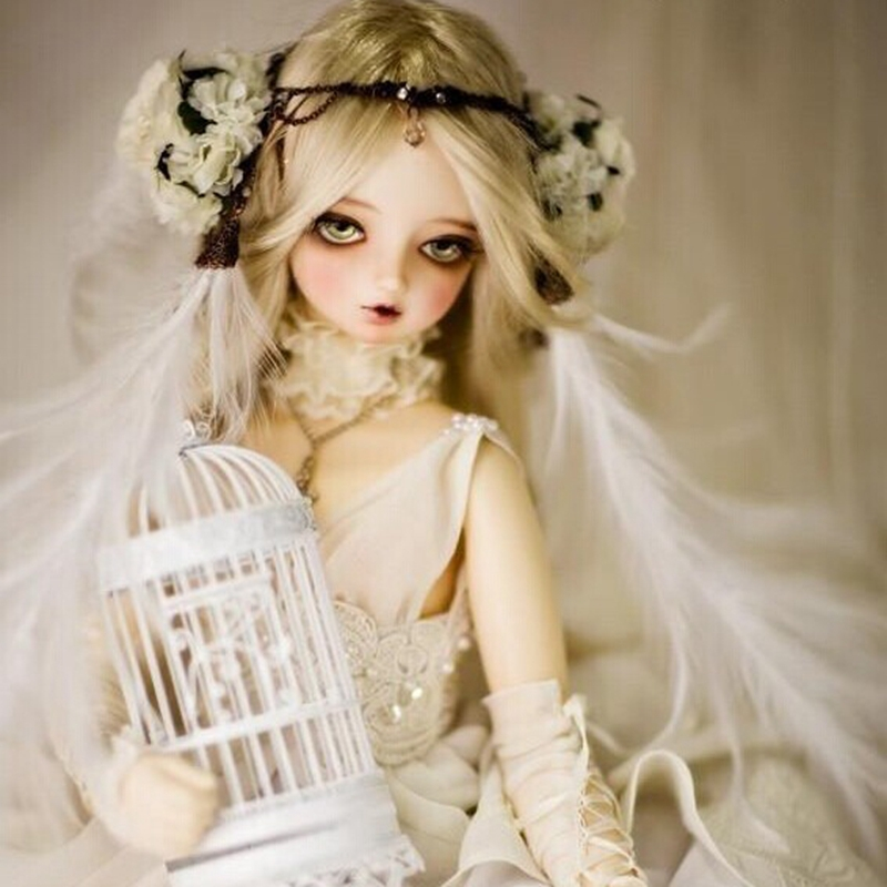 Volks Luna bjd sd dolls 1/3 body model reborn girls boys eyes High Quality toys makeup shop resin Free eyes
