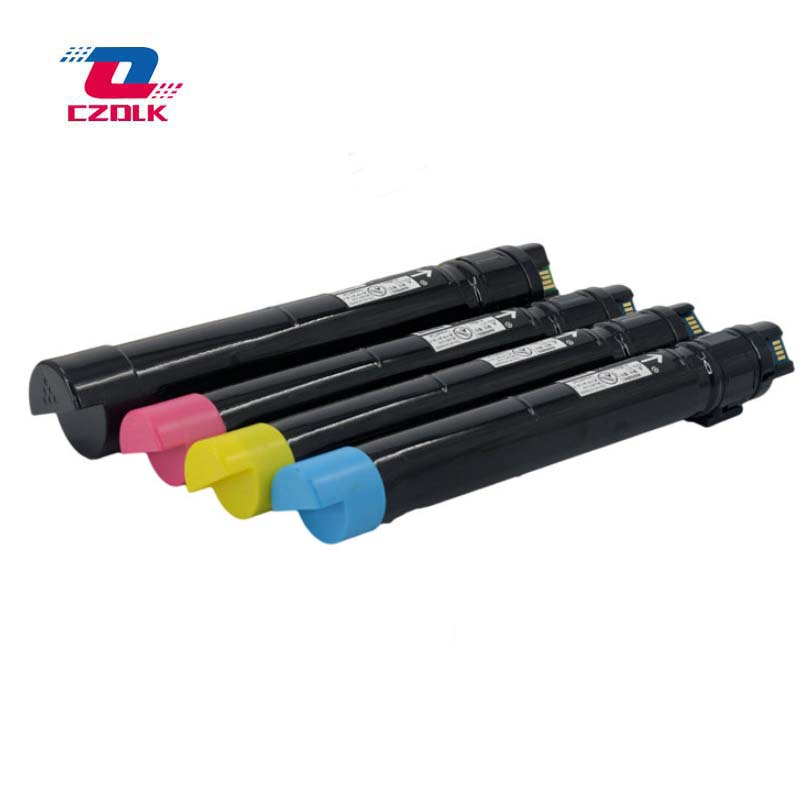 1set x New Compatible Toner Cartridge for Xerox Phaser 7500 7500DN 7500DT 7500DX 7500N 7800 7800DN DT DX N 4pcs/set(BK M C Y )