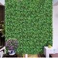 Свадебное украшение  искусственный Плющ 240 см  гирлянда в виде листьев  растения  пластик  зеленая длинная лоза  искусственный цветок для дом...