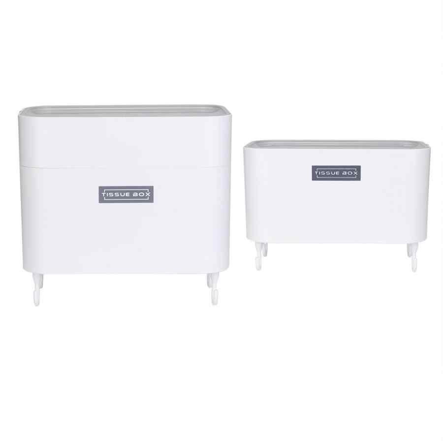 Бумажный держатель для полотенец без сверления настенный туалетная рулонная бумага держатель для туалетной бумаги Отель Офис Аксессуары для ванной комнаты
