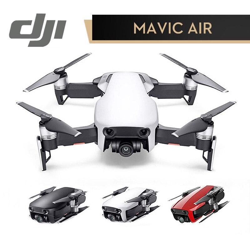 DJI MAVIC AIR Drone 1080 P 3-Axe Cardan 4 K Caméra 32MP Sphère Panoramas hélicoptère rc Drones D'origine