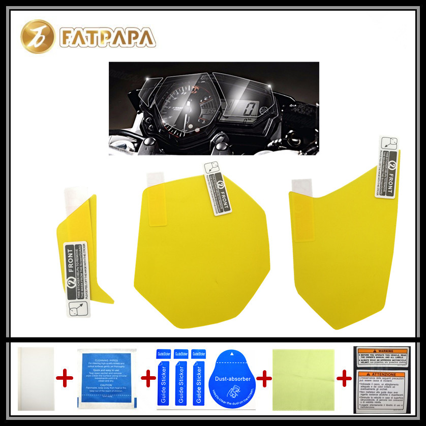 motorcycle Meter Km Table Display screen Blu-Ray Protective film Suitable FOR YAMAHA YZF R3 MT03 MT 03