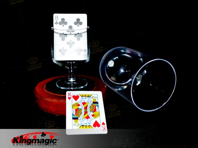 Horizontal Card Rise/Magic Tricks/ Card Magic/Mentalism Magic