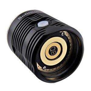 Image 4 - Новейший Sofirn Q8 4 * XPL HI 5000LM мощный светодиодный фонарик 18650 многократная процедура работы супер яркий фонарь IPX8