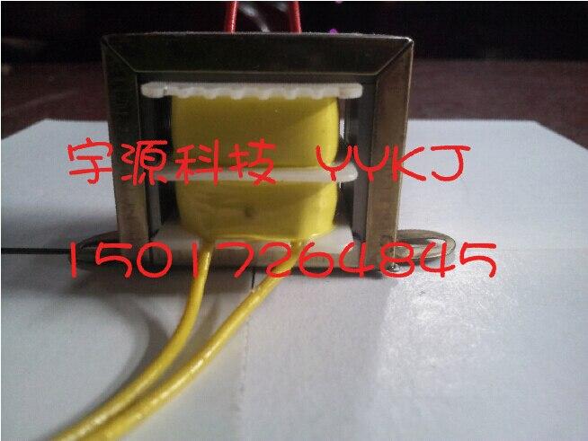 Electrical Equipments & Supplies 6w Ei41 Transformer 220v To 6v/9v/12v/15v/18v/24v Full Copper Foot Power Db-5va