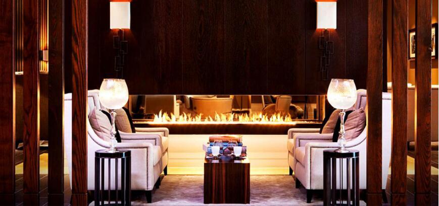 60 Inch Wifi Real Fire Smart Intelligent Ethanol Fireplace Alcohol Burner