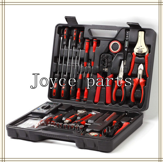 63 pcs good quality telecommunications tool kit hardware tool kit rh aliexpress com home wiring tool kit Barb Wire Fence Tools