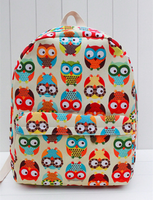 Popular Girls Owl Backpacks-Buy Cheap Girls Owl Backpacks lots ...