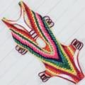 Hot Sexy Swimwear Mulheres Push Up One Piece Swimsuit Conjuntos Bodysuit Maiô Monokini Maillot De Bain Femme Cópia Do Vintage fino terno