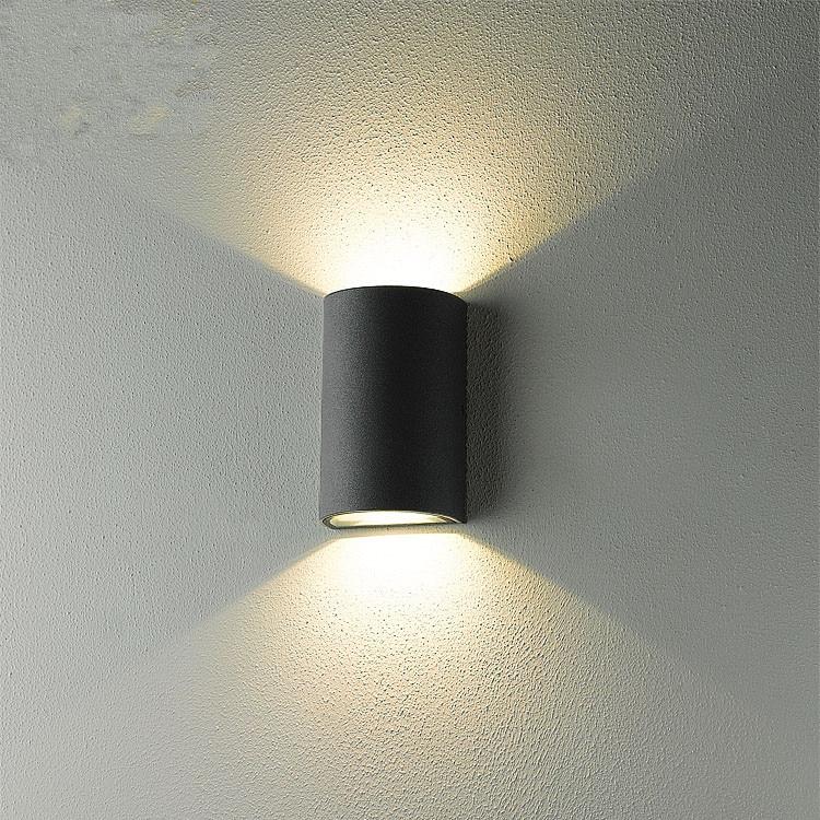 Black Minimal Floor Lamp