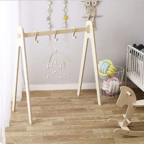 Us 579 19 Offfairy Love Wooden Wind Chimes Bell Baby Mobile Toys Wood Beads Crib Nordic Hanging Decoration Crafts In Wind Chimes Hanging