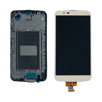 LCD Display For LG K10 AT&T K425 K410 K420 K430 LCD Display Touch Screen Sensor Digitizer Assembly with Frame Replacement