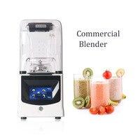 GZZT Heavy Duty Commercial Grade Blender Mixer Vegetable Juicer 1.5L High Power Blender Fruit Ice Smoothie Food Processor Rod