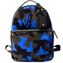 Новый модный бренд камуфляж Рюкзаки высокое качество Школьные сумки для девочек молодых Для женщин сумка рюкзак продвижение бесплатная доставка