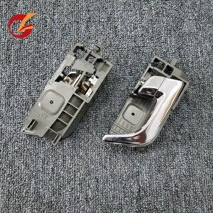 Image 3 - Verwenden für Geely Emgrand Ec7 Ec8 tür catcher inneren griff front tür und hinten tür griff