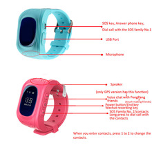 TORNTISC smart watches Q50 passometer kids watches