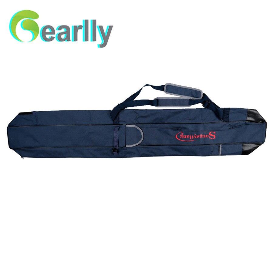 Haute qualité 1.6 m canne à pêche sacs leurre appât toile pêche pôle sac épaule sac à dos pêche en mer matériel de pêche