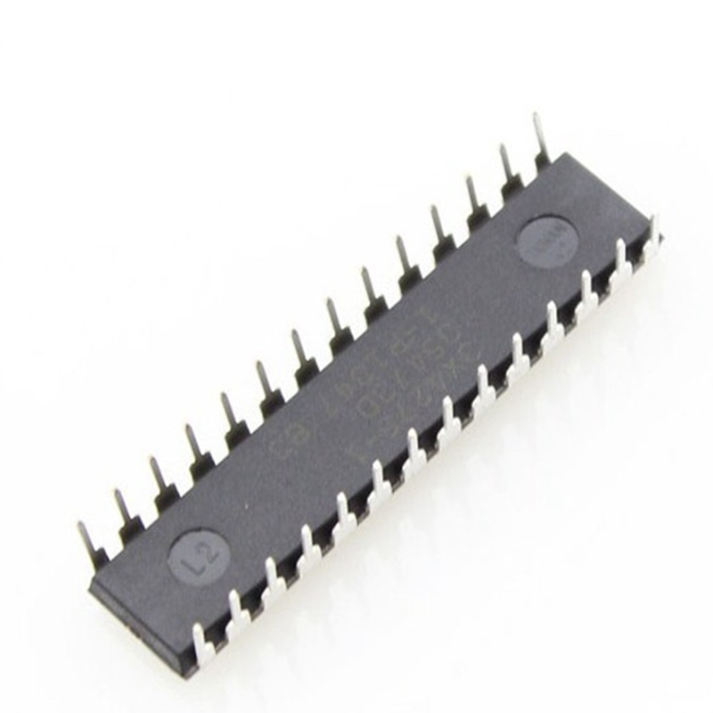 Elecrow Atmega 328 Chip for Arduino Uno R3 Bootloader Optiboot Used ATmega328 Microcontroller IC in DIP Package Diodes