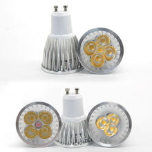 Super Bright Led Spotlight Bulb E27 E14 GU10 Led Lamp Dimmable 110V 220V Energy Saving Bombillas Lampada for Home Lighting(China)