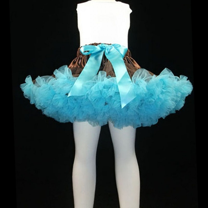 2018 new baby girl clothes fluffy Tutu skirts pettiskirt dance skirt children clothing Europe and America factory supply