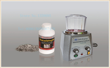 цена на kt100 Jewelry Magnetic polisher, mini magnetic tumbler, jewelry rotary polisher, magnetic polishing engraving machine