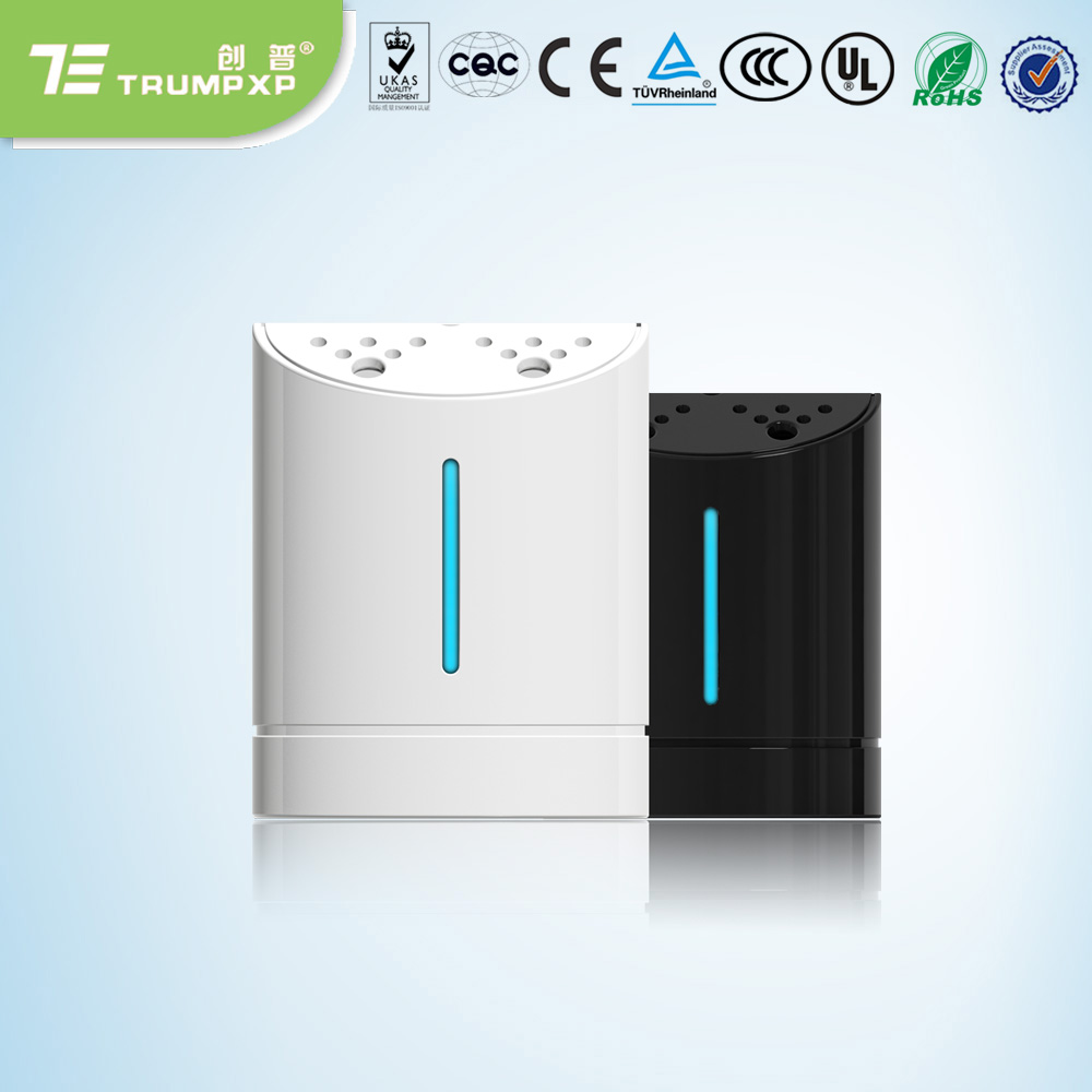 1pc Mini Necklace Two Anion Export USB Ionizer Air Freshener negative ion air purifier comwell cl r03 diy negative ions anion generator ionizer purifier refrigerator air conditioning