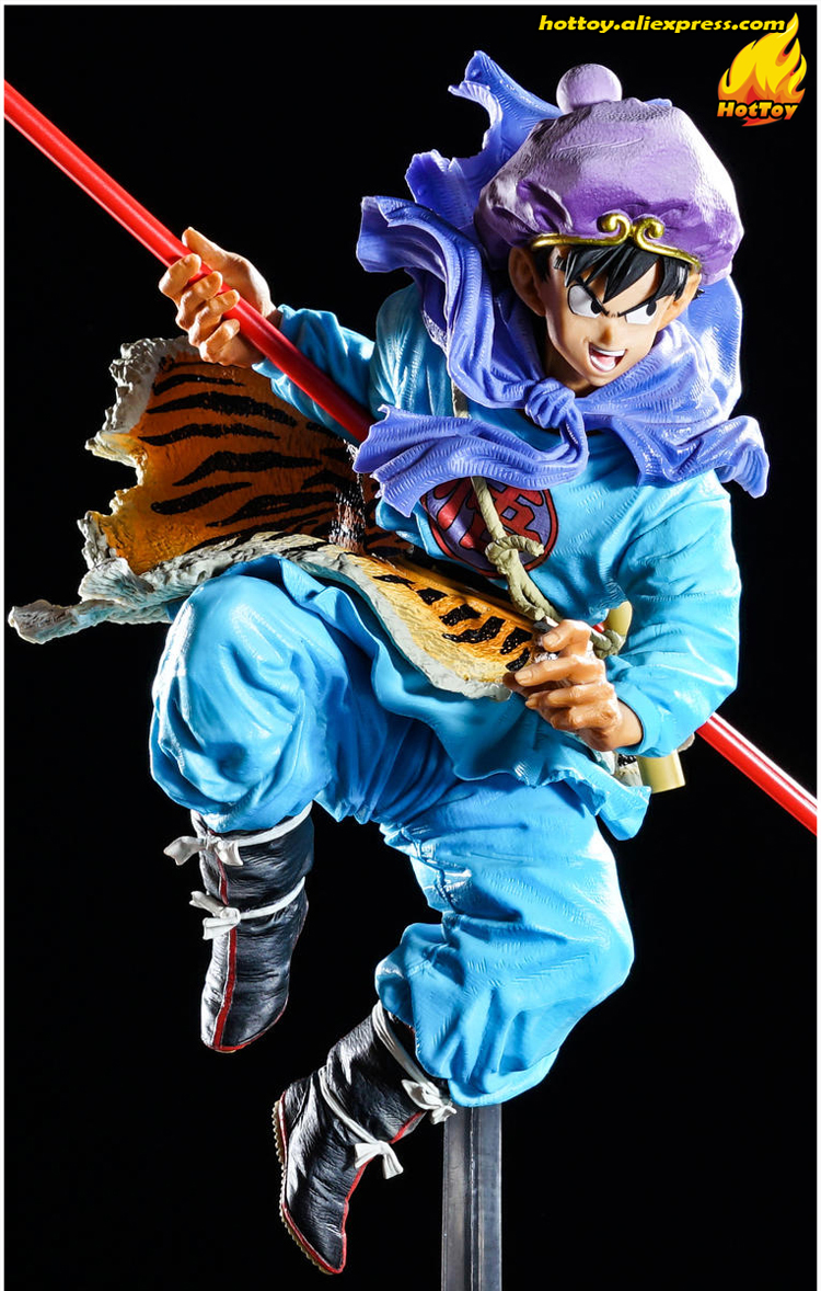 Banpresto World Figure Colosseum Dragon Ball Z Son Goku BWFC Vol.5 Gokou