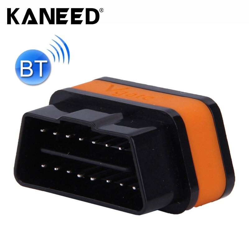 Vgate iCar2 ELM327 V2.1 OBD OBD2 Bluetooth Scanner Diagnostic Tool Adapter ELM 327 V 2.1 OBDII iCar 2 II Scan