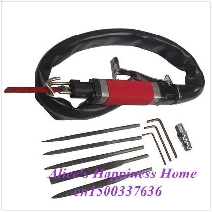 Air Cutting Tool Dual Function Pneumatic Body Saw Pneumatic File Reciprocating Machine  цены