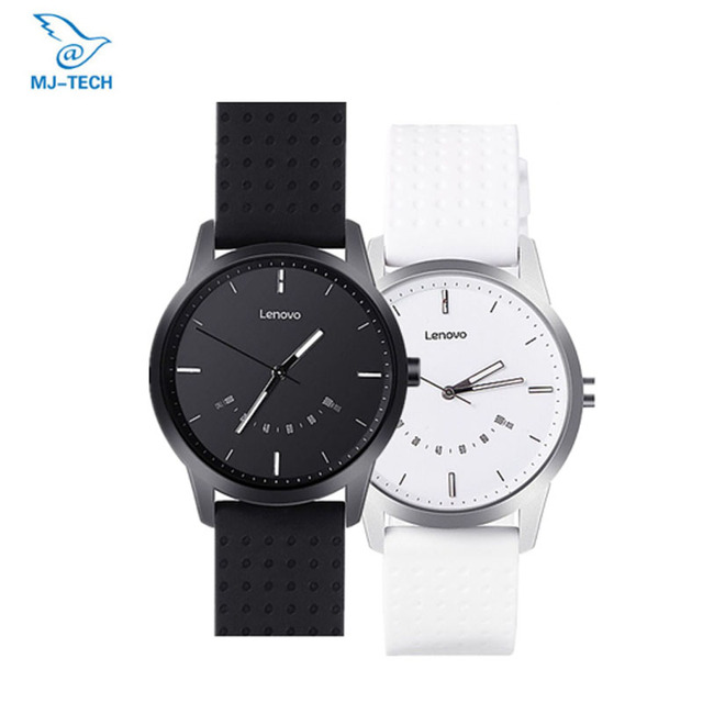 Lenovo שעון 9 Bluetooth smart watch אופנה ספורט Smartwatch ספיר זכוכית 50 M Waterproof קצב לב צג smart watch