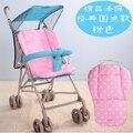 Almofada Do Assento de Carro Do bebê Carrinho De Bebê, Algodão Confortável Bebê Infantil Tampa de Assento Do Carrinho De Criança, Carrinho de Coxim Colchão Venda, 5 Cor opcional
