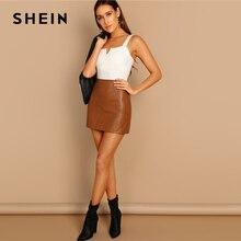 SHEIN Black V-Cut Front Bodysuit Sexy Straps Plain Skinny Sleeveless Bodysuits Women Autumn Stretchy Minimalist Bodysuits