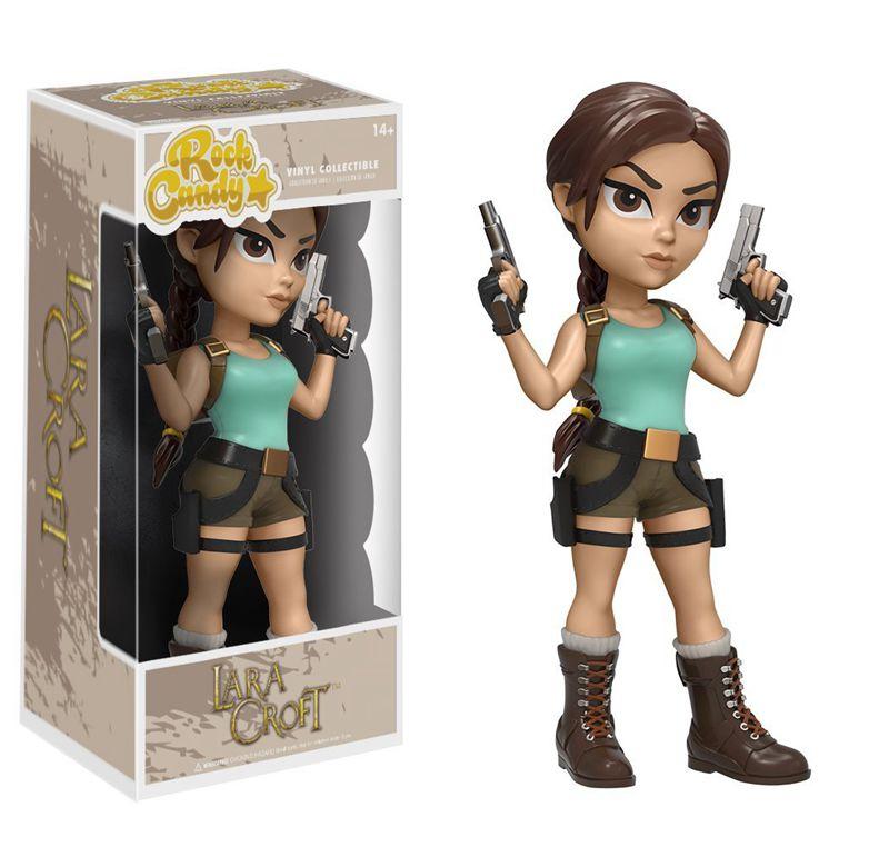 Vinyl Figure Tomb Raider Lara Croft POP Funko