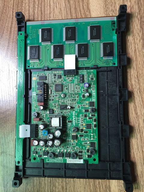 Lj089mb2s01 lcd 디스플레이 스크린 패널