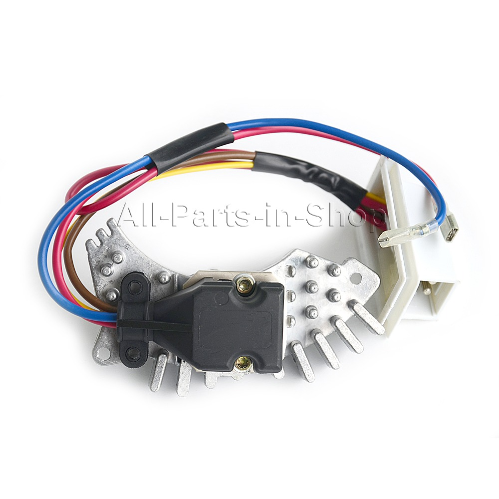 New 1 X Blower Motor Regulator Heater Blower Resistor For Mercedes C Class  W202 Oe#2028202510, A2028202510 In Coils, Modules & Pickups From  Automobiles