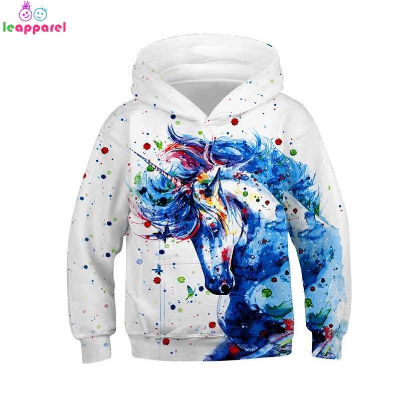 ae8cbc86d234 ... 4T-13T Girls Boys Hoodies Kids Sweatshirts 2019 New Fashion Cartoon  Anime Hoody Tops Children ...