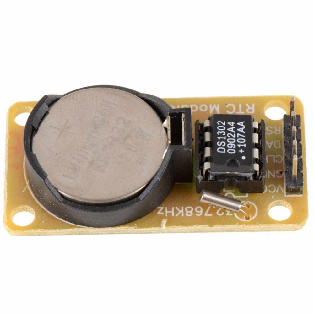Лидер продаж умная электроника DS1302 часы реального времени modulewith CR2032 для arduino UNO Mega макетная плата самодельный Набор для начинающих