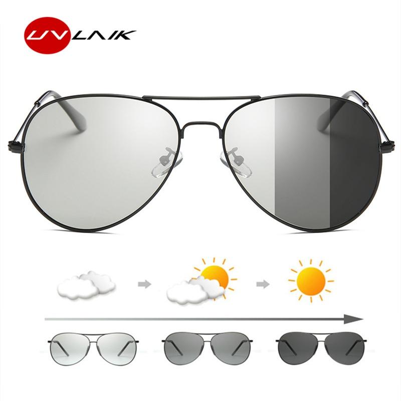 UVLAIK Photochromic Sunglasses s
