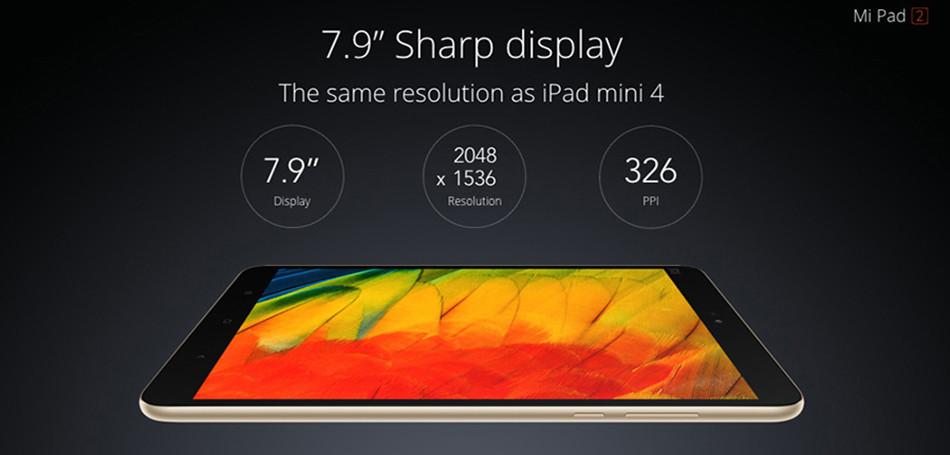 Original Xiaomi Mipad 2 5