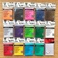 100 PÇS/LOTE Cor Fosco Protetor de Cartões Para Cartões Comerciais Cartões Mangas MTG Puxão, Cartões de Jogo De tabuleiro Proteger Mangas 66x91mm