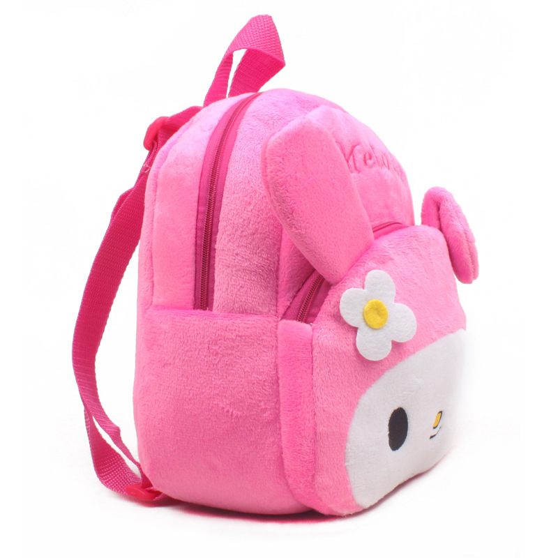 1-25-years-Lovely-children-plush-backpack-cartoon-Monkey-Elephant-Animal-schoolbag-wholesale-1