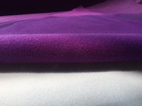 1 Meter Purple Velcro Fabric For DIY Sewing Stuffed Toy Sofa Furniture Material Warp Knitted Brushed