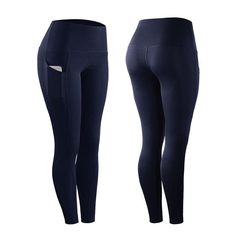 Женские Эластичные Компрессионные Леггинсы для верховой езды, фитнеса, спортивные Леггинсы с высокой талией, пояс для тренировок, штаны для фитнеса - Цвет: Q