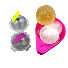 1Pc Ice Molds 4.8cm Ball Cube DIY Form For Home Bar Party Cocktail Use Round Maker Kitchen Cream Mold
