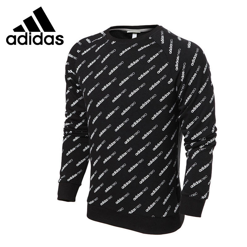 Original New Arrival 2017 Adidas NEO Label Men's Pullover Jerseys Sportswear original new arrival official adidas neo men s breathable o neck pullover jerseys sportswear