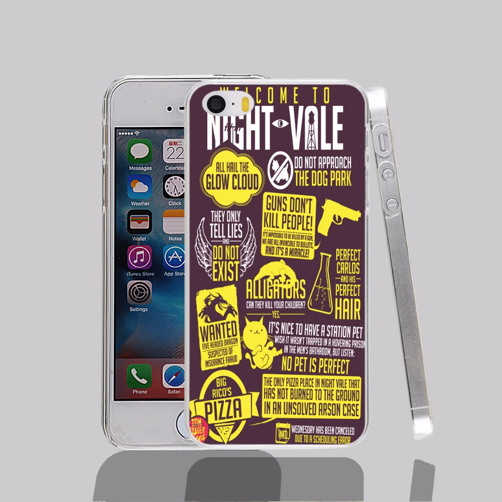 Cell Phone Quotes Online Shop 14475 Welcome To Night Vale Quotes Transparent Cover